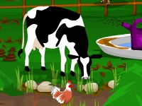 Флеш игра Уборка на ферме