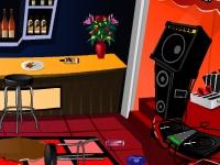 Флеш игра Уборка ночного клуба
