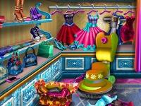Флеш игра Уборка в замке после вечеринки