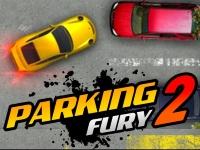 Флеш игра Учимся парковаться 2