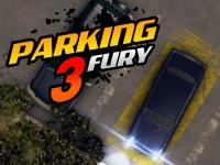Флеш игра Учимся парковаться 3