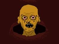 Флеш игра Ударь зомби