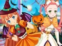 Флеш игра Удивительный Хэллоуин
