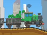 Флеш игра Угольный экспресс 5