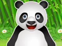 Флеш игра Уход за милой пандой