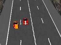 Флеш игра Уклоняющийся гонщик
