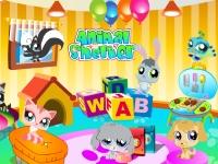 Флеш игра Укрась приют для животных
