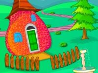 Флеш игра Укрась сад мечты