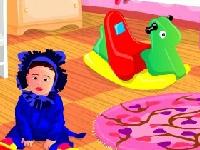 Флеш игра Украшение детской