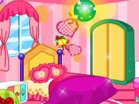 Флеш игра Украшение комнаты на Рождество