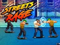 Флеш игра Уличная ярость: Один против всех