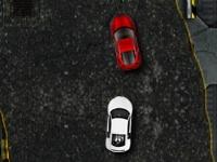 Флеш игра Уличный дрифт по кольцевым трассам