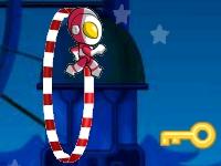 Флеш игра Ультра человек в цирковой труппе