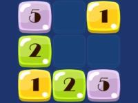 Флеш игра Умные числа