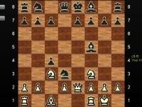 Флеш игра Умные шахматы