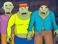 Флеш игра Уничтожь зомби