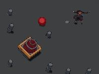 Флеш игра Уничтожь шар
