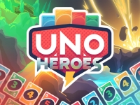 Флеш игра Уно: Герои