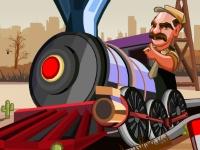 Флеш игра Управление поездами