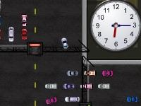Флеш игра Управление трафиком