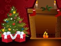 Флеш игра Успей на рождественскую вечеринку