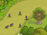 Флеш игра Утанс - защитник планеты Мавас