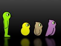 Флеш игра Утиная жизнь 3: Эволюция