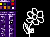Флеш игра Увлекательное рисование