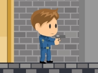 Флеш игра Ужасные зомби 2: Террор в городе