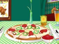 Флеш игра Ужин в итальянском ресторане