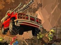 Флеш игра В окружении зомби 2: Побег