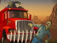 Флеш игра В окружении зомби 2012: Часть 2
