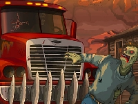 Флеш игра В окружении зомби 2012