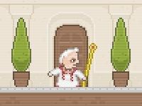 Флеш игра Ватиканский квест