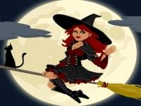 Флеш игра Ведьмы: Пазл