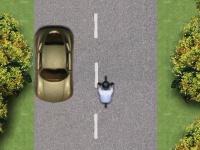 Флеш игра Велоспорт на выживание