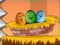 Флеш игра Верните яйца 2