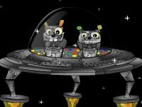 Флеш игра Вернуться в космос