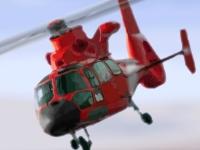 Флеш игра Вертолет береговой охраны