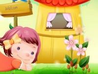 Флеш игра Веселые детки: Поиск отличий