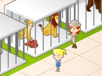 Флеш игра Веселый зоопарк