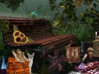 Флеш игра Весенний шторм