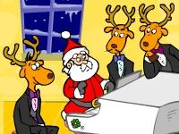 Флеш игра Весёлого Рождества 2