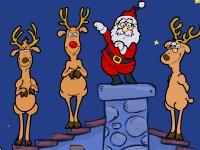 Флеш игра Весёлого Рождества