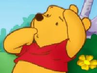 Флеш игра Винни Пух собирает мёд