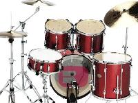 Флеш игра Виртуальная барабанная установка