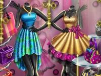 Флеш игра Витрина модного бутика