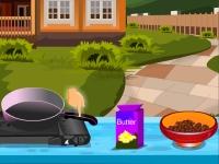 Флеш игра Вкусное домашнее печенье