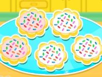 Флеш игра Вкусное сахарное печенье