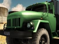 Флеш игра Водитель грузовика 2